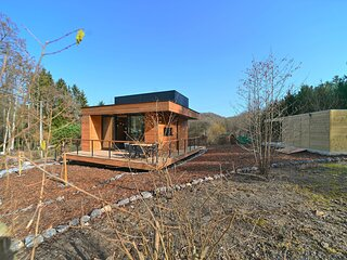 Ecological holiday home near Durbuy with Nordic bath