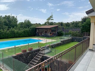 Stylish Holiday Home in Viagrande with Swimming Pool