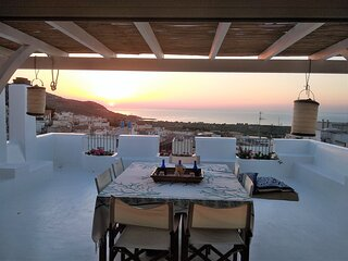 Charming Holiday Home in Apulia with Roof Terrace, Hammock