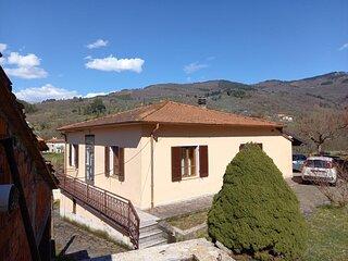 Delightful Villa in Pieve San Lorenzo-Lucca with BBQ