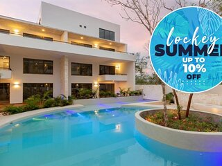 Great 2 BR | Freshness Pool | Tropical Vibes | Concierge