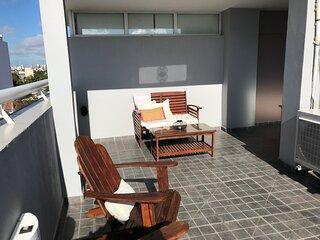 Boutique Apartment Moreno  Loft .Terraza Privada