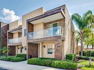 New Magic Village Townhome Free Shuttle To Disney