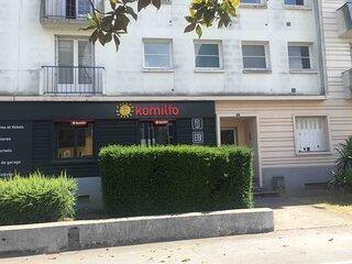 Nantes 3p Box Free 1 to 6 Pers Linen Provided