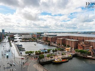 Waterfront Apartment Albert Dock Views