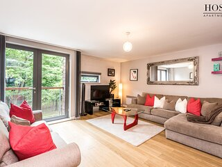 Cosy Central Apt. with Balcony by Liverpool One