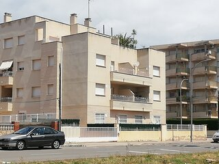 Edificio apartamentos.