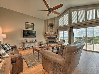 NEW! Roaring Gap Home w/ Pool Access & Mtn Views!