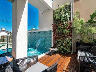 Aluguel Apartamento 2 suites com piscina
