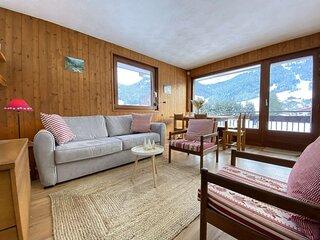 Deux pieces cabine a Praz-sur-Arly