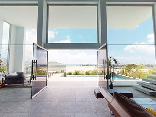 Sea True...Luxury 3 BR Villa (40384)