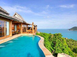 Ban Thong Nai Pan Villa Sleeps 4 with Pool - 5808863