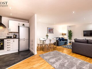 Stylish Liverpool Central Apartment