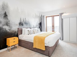 Luxury Central St Albans-FREE Parking WIFI+Movies