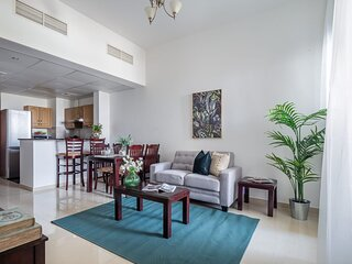 Modern 1BR Apartment in the Heart of Sports City