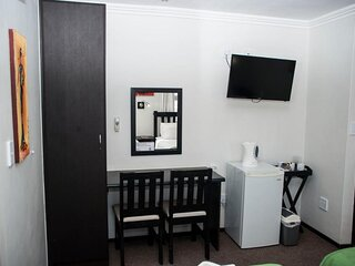 Towers Lodge - double room for two persons