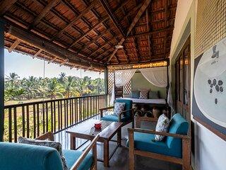 Artist House 3BR Villa w/private Pool in Mandrem