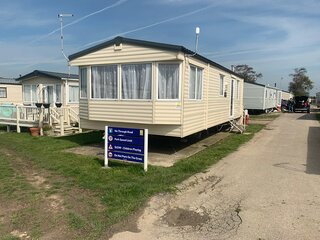 Anchor's Rest at Winchelsea Sands Holiday Park