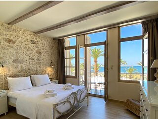 Sea View suite at Casa Maistra Residence, old town