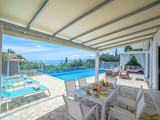 Villa Hera Private pool the luxury holidays place