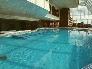 Quatre Saisons 403  - Apartamento novo em condomínio com serviço de hotelaria