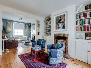 3-Bed Cosy Bookbinder House in Jericho Oxford