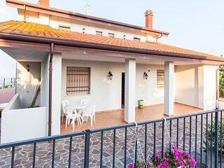 Villa con piscina e vista panoramica