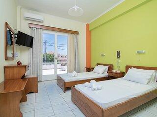 2 Bedroom Sea View Apartment (5 persons) - SunBliss Studios & Apartments