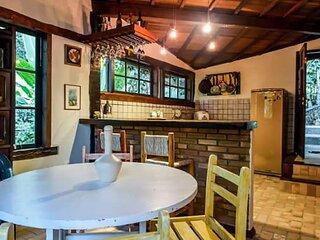 Casa com churrasqueira em Ilhabela Sao Paulo