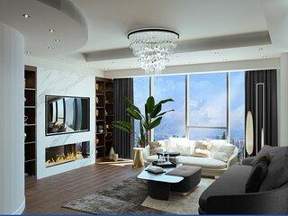 Luxury 2 + 1 Apartments - Gazi Oglu Suite Hotel