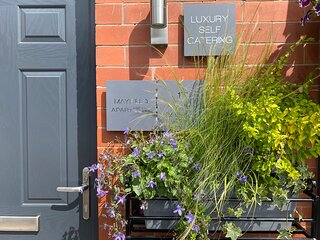 Great eccleston Luxury self catering Mayfield apartment centre of the village