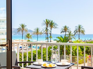 Nice apartment very close to the beach in Port d'Alcúdia.