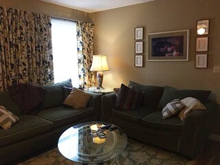 Happy Home Guest Suite - minutes to TIEC & FENC
