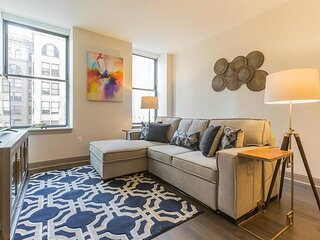 The Griffin  2 bedroom, 1 bathroom home in Avenue of the Arts
