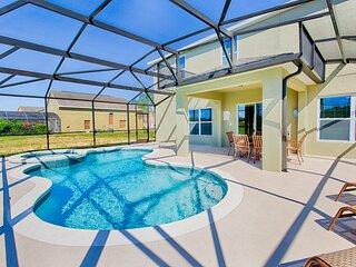 (1153-MARB) Marbella 5 Bed  Pool Home