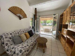 Appartement 2 pièces cabine 5 couchages SAINTE MAXIME