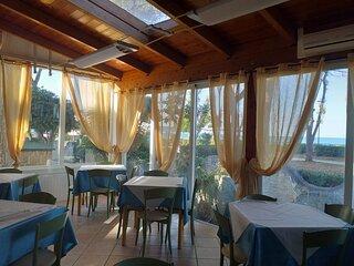 Camera quadrupla a Pineto - A pochi metri dal mare