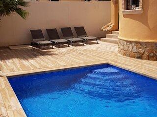 Casa de Enebro 3 Bed 2 Bath detached villa with pool