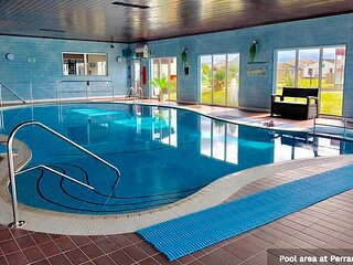 PERRANPORTH -3 PROPERTIES at PERRAN VIEW HOLIDAY PARK - lovely  FACILITIES