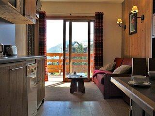 Appartement 2 pièces 5 couchages RISOUL 1850