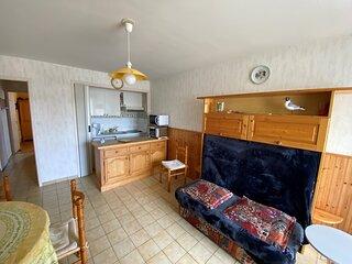 Appartement avec WIFI, a deux pas de la plage de Fromentine! 2-3 personnes