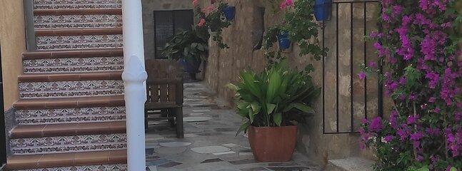Cortijo de las flores Cazorla