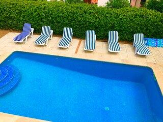 Villa Gabriel - Private pool, Internet, close to the beach & resort facilities