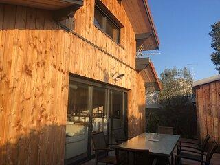 Maison proche Bordeaux  avec SPA 40m' bassin Arcachon