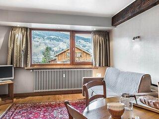 Location Appartement 2 pièces MEGEVE CENTRE