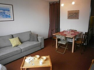 STUDIO CABINE 5/6 PERS. 8 couchages PIAU-ENGALY