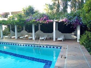 Finca San Ambrosio -La Torre - Terrace. Pool, WiFi