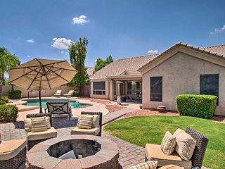 NEW! Upscale Scottsdale House: Private Yard + Pool