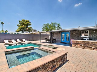 NEW! Chic Scottsdale-Area Oasis w/ Private Yard!