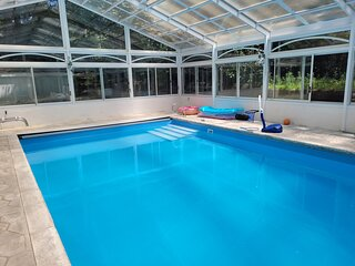 Tropical Paradise September 2021 special price -Year Round Indoor Pool